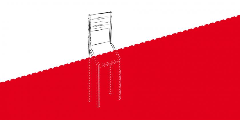 DESIGN/ARTE: sedie per visite brevissime